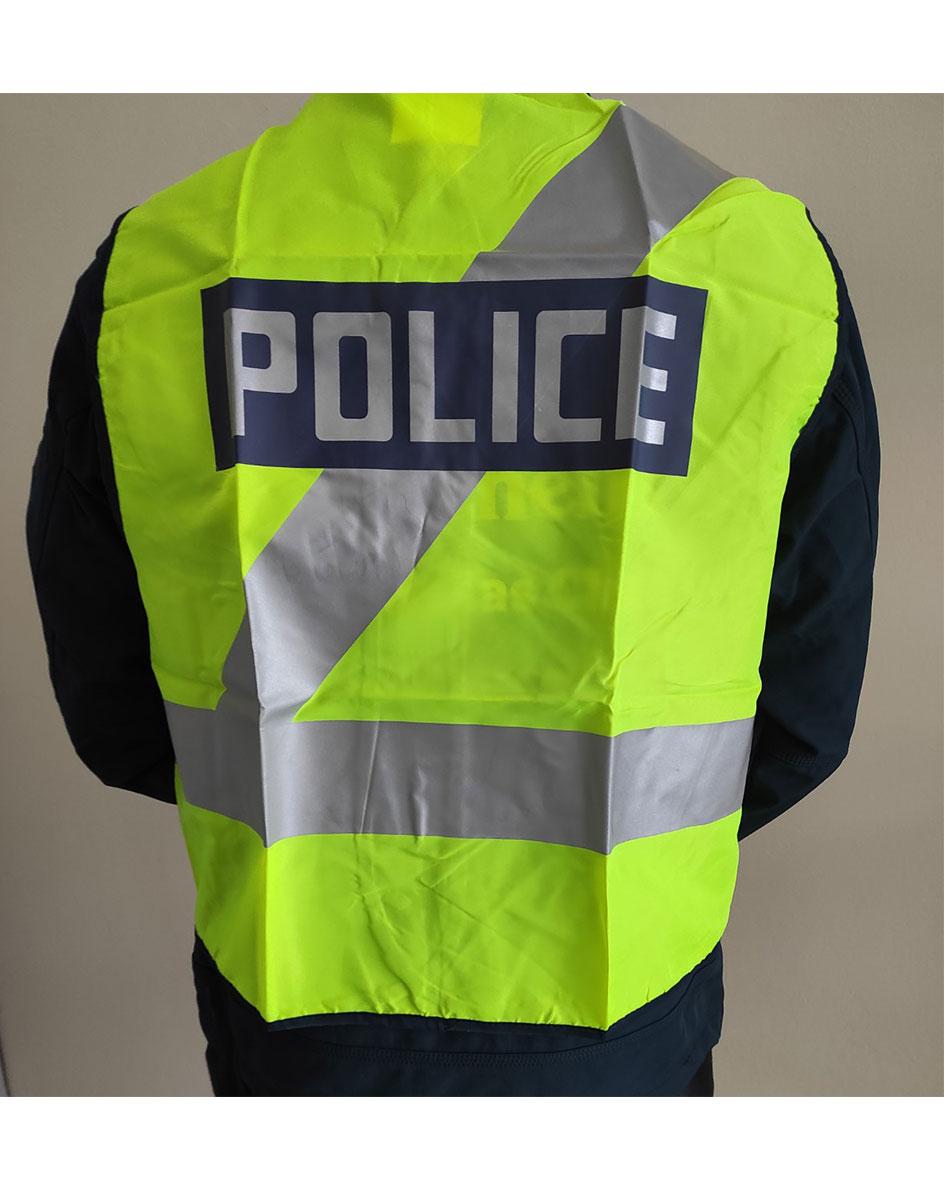 Γιλέκο φωσφοριζέ Αστυνομίας