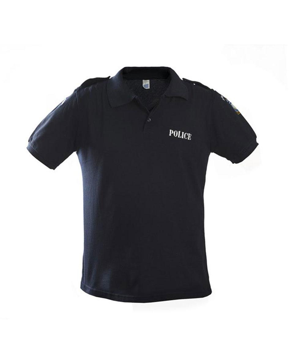 Μπλουζάκι «ΠΟΛΟ» με επωμίδες Survivors 00626