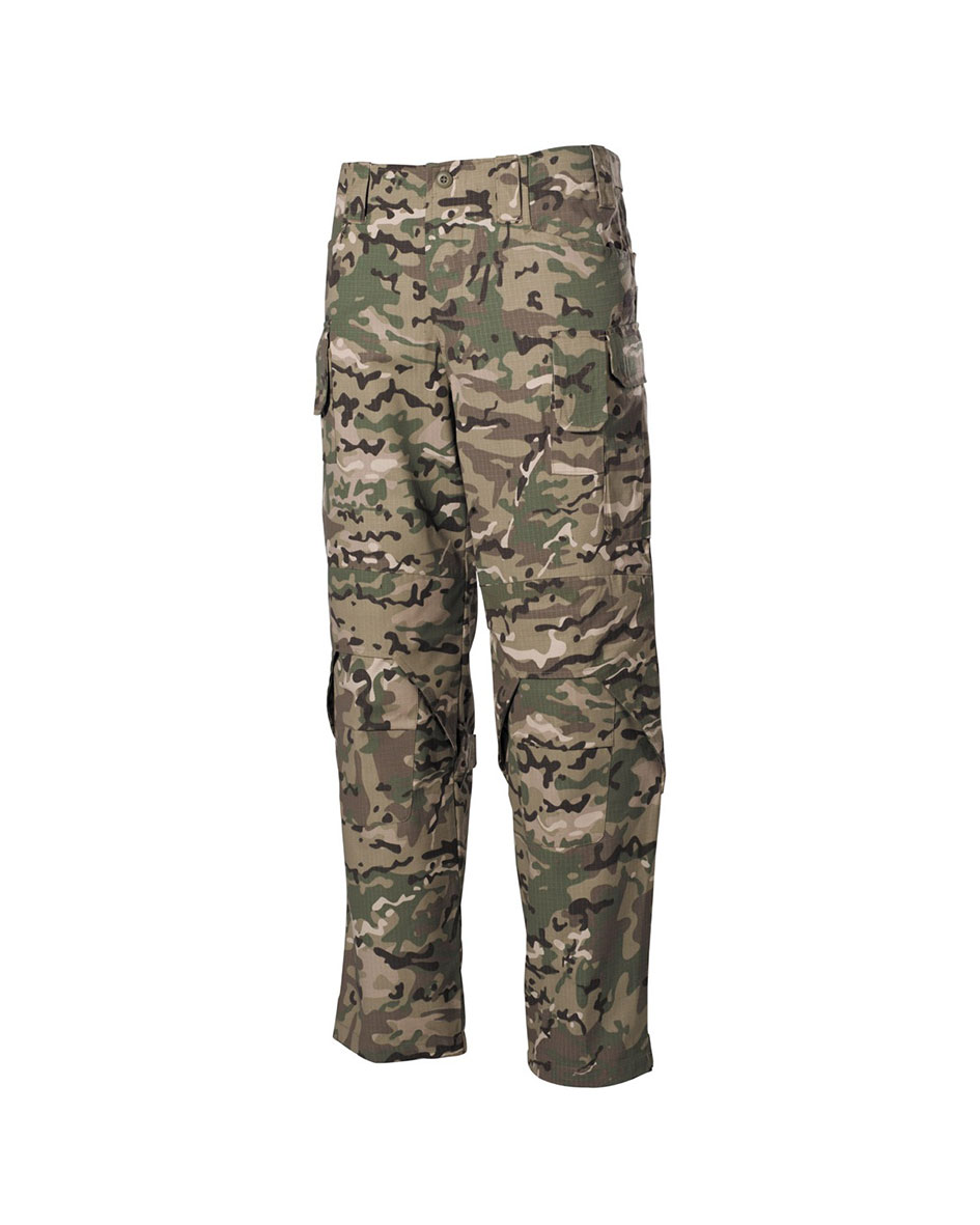 Παντελόνι  Mission Pants Ny/Co Rip Stop Μulticam Max Fuchs 01360X