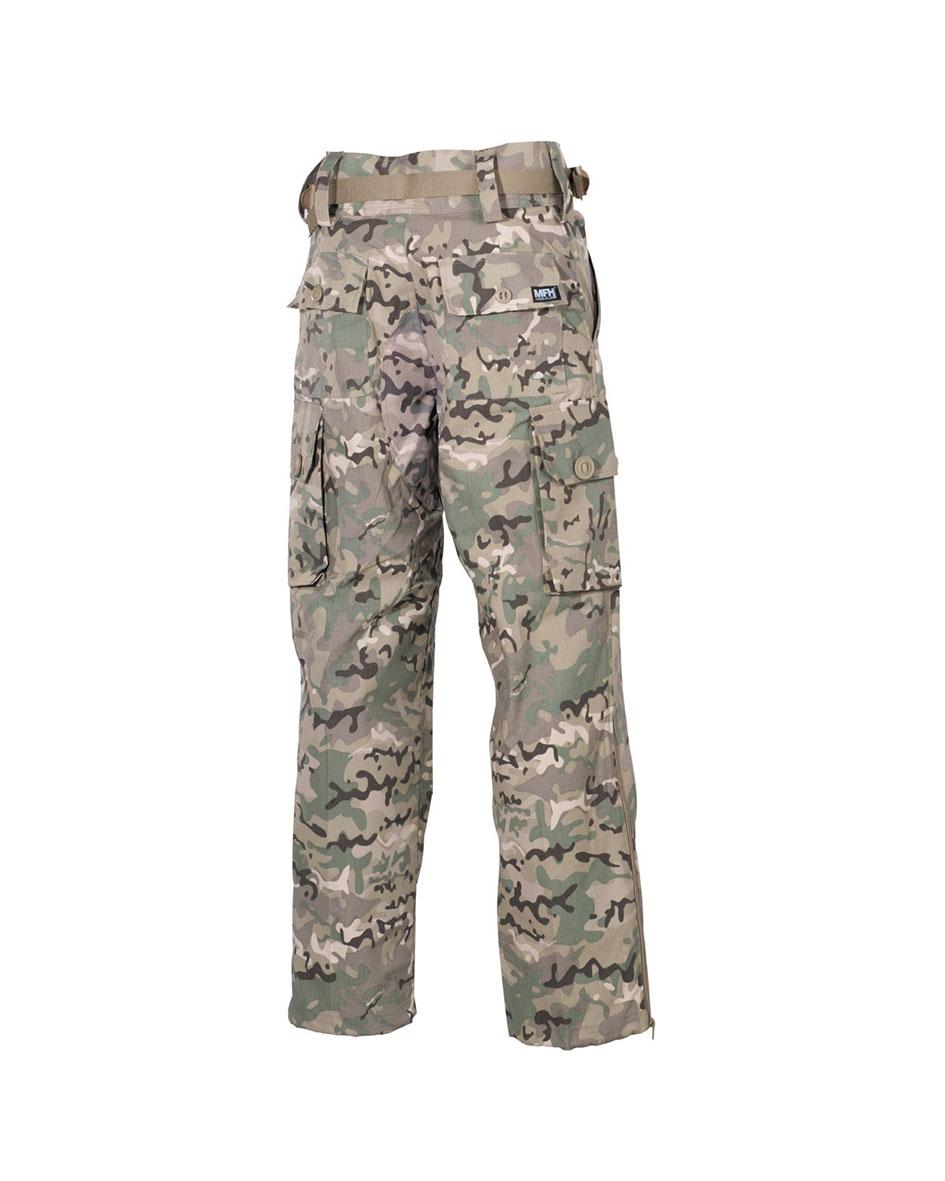 Παντελόνι Μάχης Commando Pants Smock Rip Stop Μulticam Max Fuchs 01352X