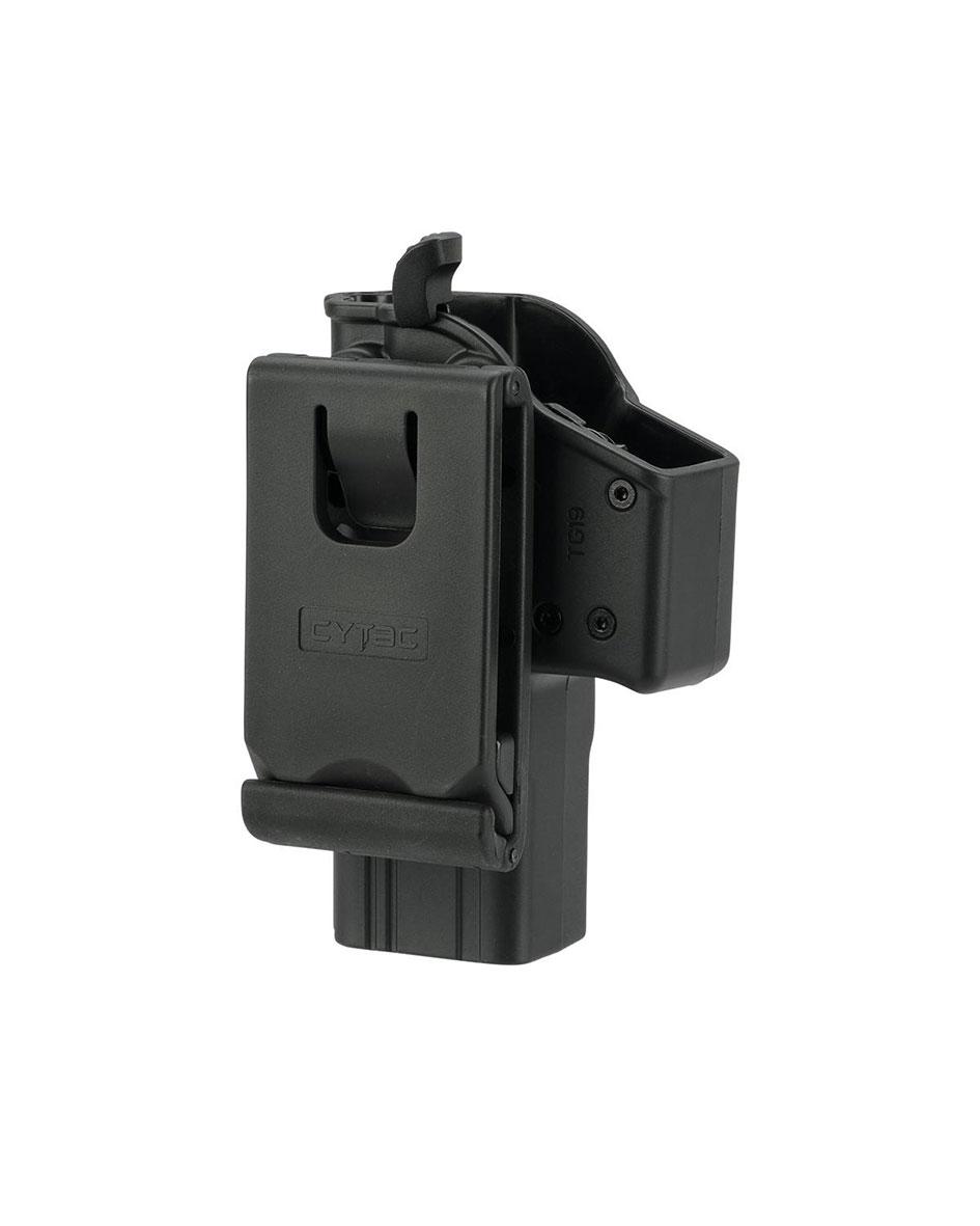 Πιστολοθήκη μέσης για Glock CY-TG19B με προσαρμογέα μέσης ζώνης