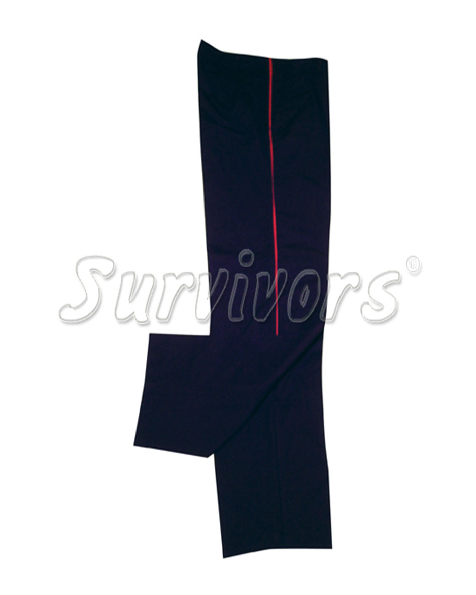 Παντελόνι Στολής Πυροσβεστικής μαύρο Survivors 26100